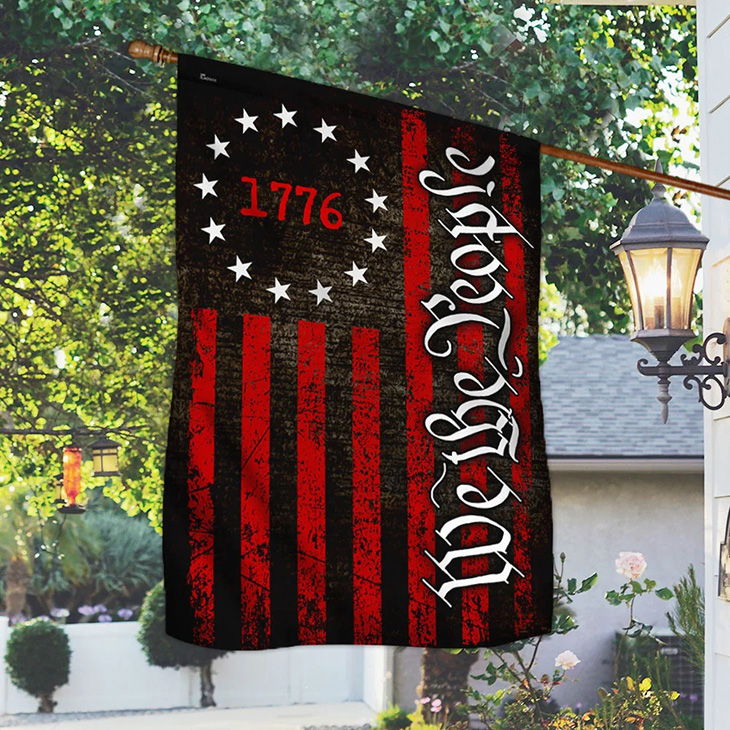 Betsy Ross We The People Flag