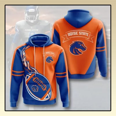 Boise State Broncos All over print d hoodie
