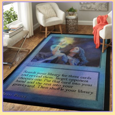 Intuition Magic The Gathering Rug