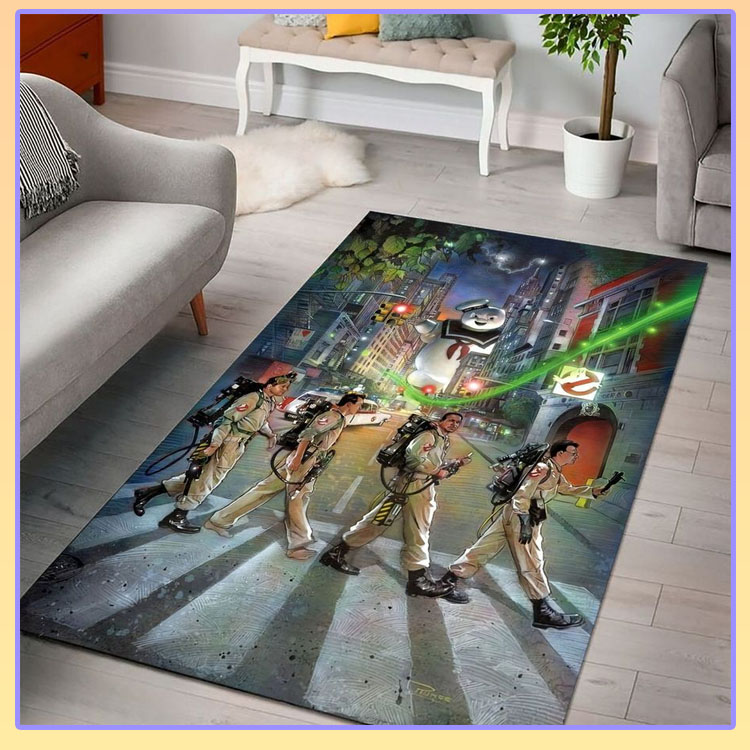 The Busters Abbey Road Rug