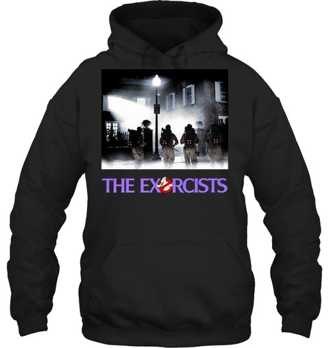 The Exorcist horror movie shirt hoodie
