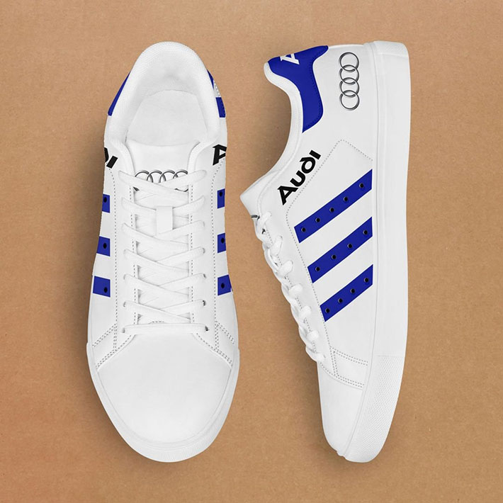 Audi Stan Smith Low Top Shoes